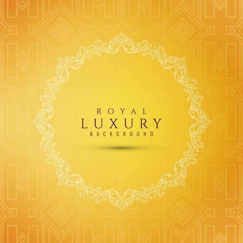 Abstrait luxe décoratif