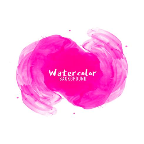 Abstrakt vattenfärg design bakgrund