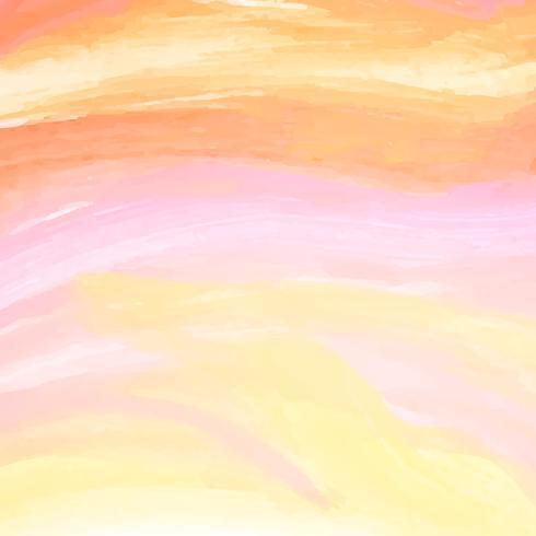 Fundo abstrato moderno vetor aquarela