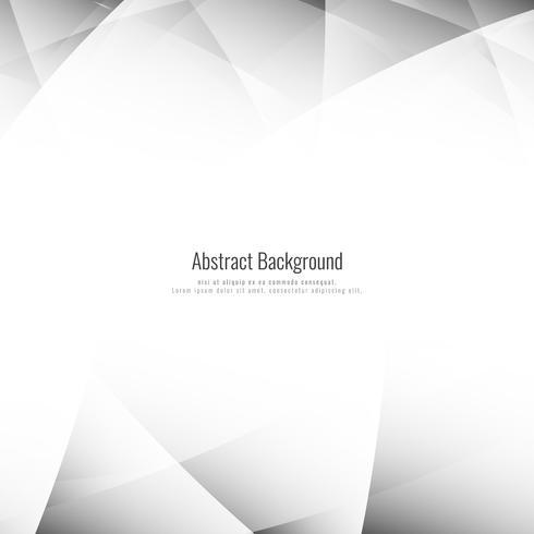 Fundo abstrato polígono cinza