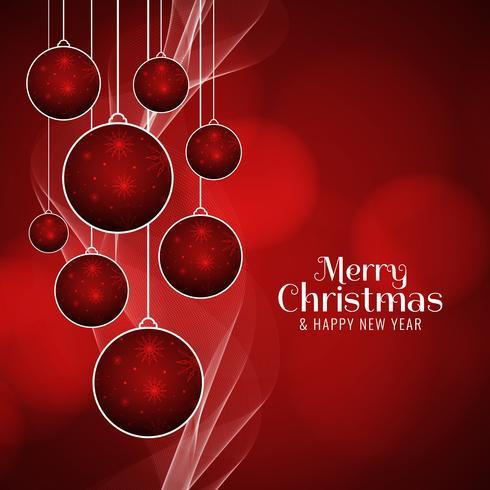 Resumo feliz Natal saudação fundo