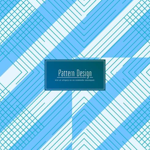 Fundo abstrato moderno design de padrão