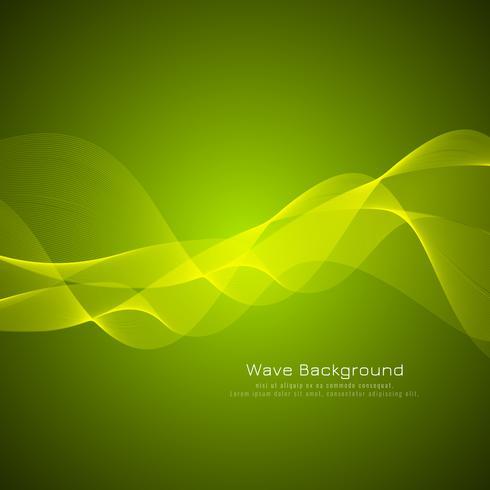 Zusammenfassung Welle Hintergrund vektor