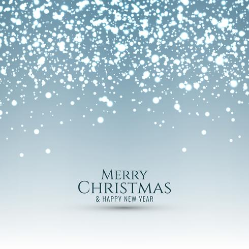 Fundo abstrato de feliz Natal