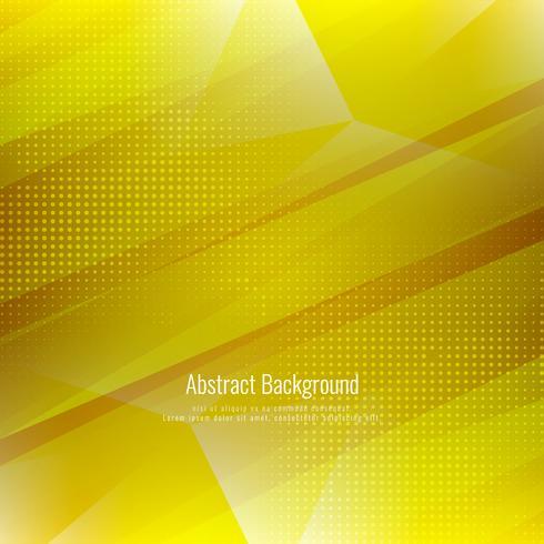 Abstrakter heller polygonaler Hintergrund