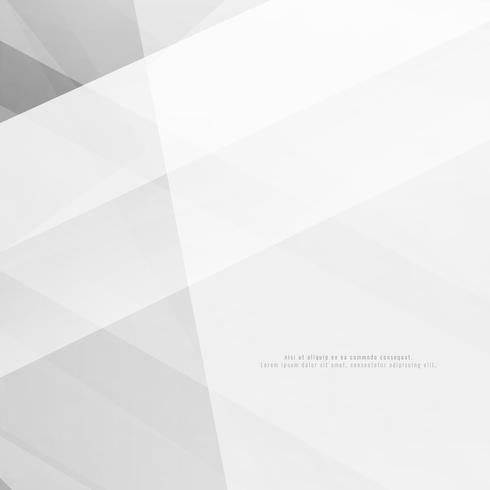 Abstrakter grauer geometrischer Polygonhintergrund
