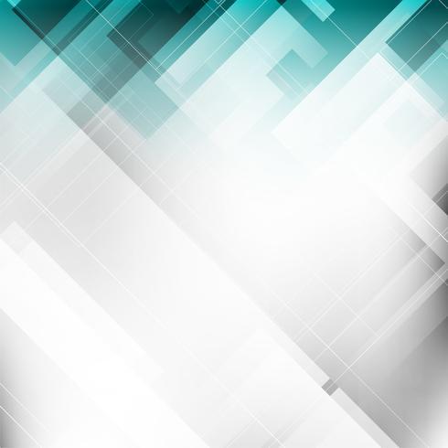 Abstrakter moderner polygonaler geometrischer Hintergrund