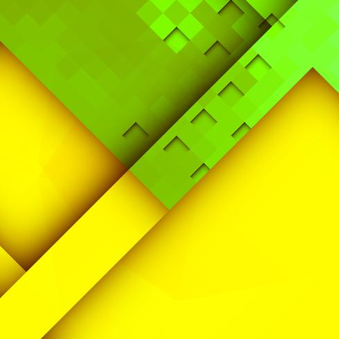 Abstrakt färgrik modern polygonal bakgrund