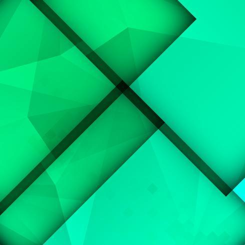 Abstrait design géométrique élégant