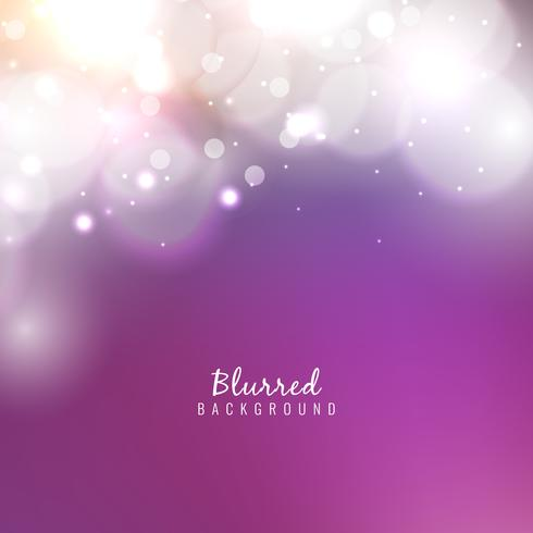 Abstract glowing blurred decorative background