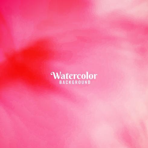 Design de fond aquarelle coloré abstrait
