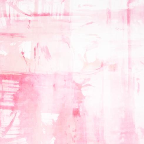 Abstrait décoratif aquarelle rose