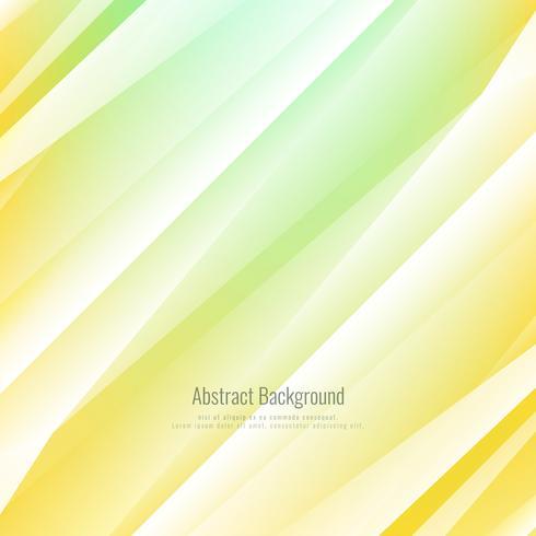 Abstrait moderne géométrique polygonale