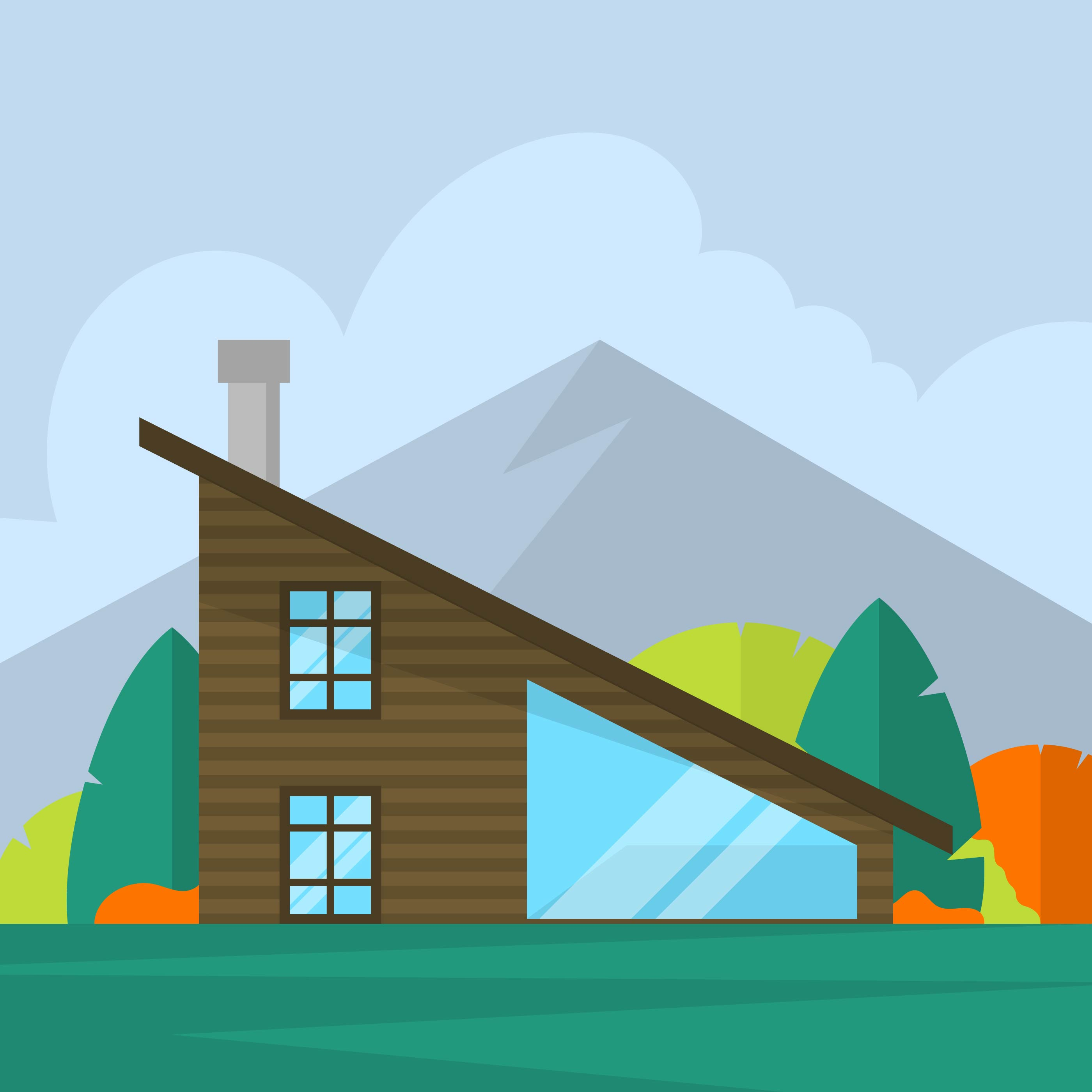 flat-modern-cabin-in-the-woods-vector-illustration Vector Modern House Design on modern house map, modern house big, modern house clipart, modern house green, garden vector, modern house illustration, modern house texture, architecture vector, modern house silhouette, design vector, library vector, modern house symbol, modern house design, modern house animation, modern house color, home vector, modern house graphics, modern house sketch, modern house art,