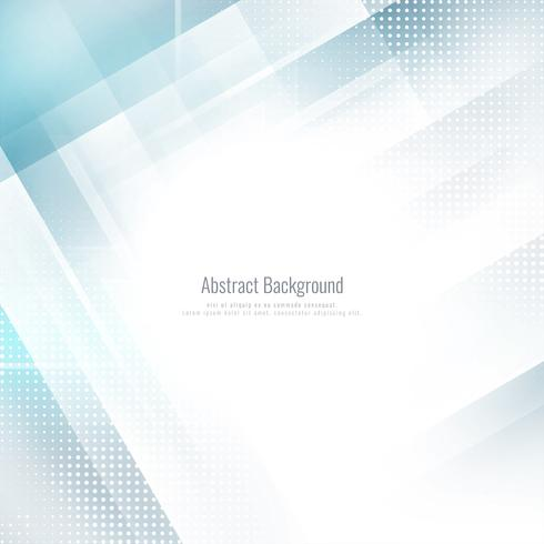 Fond abstrait polygone géométrique bleu