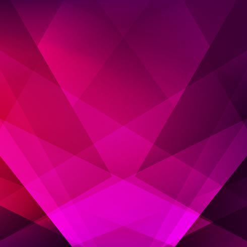 Fond géométrique abstrait polygone
