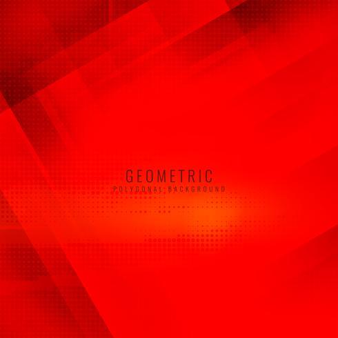 Fondo geométrico poligonal moderno abstracto