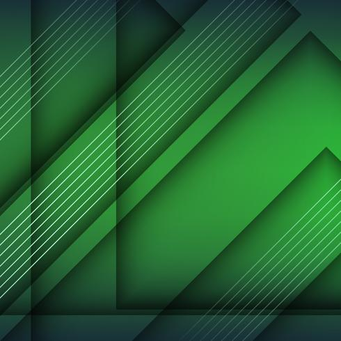 Fundo poligonal elegante abstrato