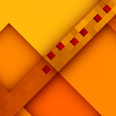 Abstract stylish geometric design background