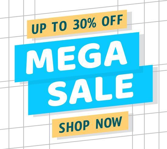 mega-verkoop