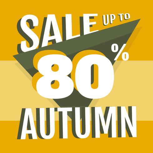 Herbst Verkauf