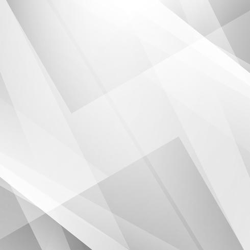 Abstract grey polygon geometric background vector
