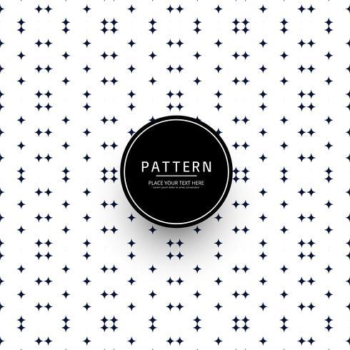 Fondo elegante patrón geométrico creativo