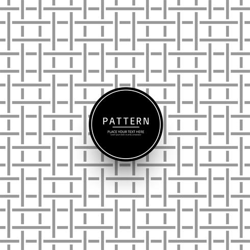 Geometric elegant pattern background