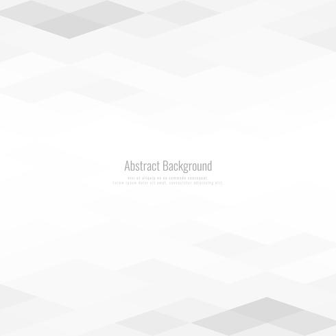 Fondo geométrico poligonal gris abstracto