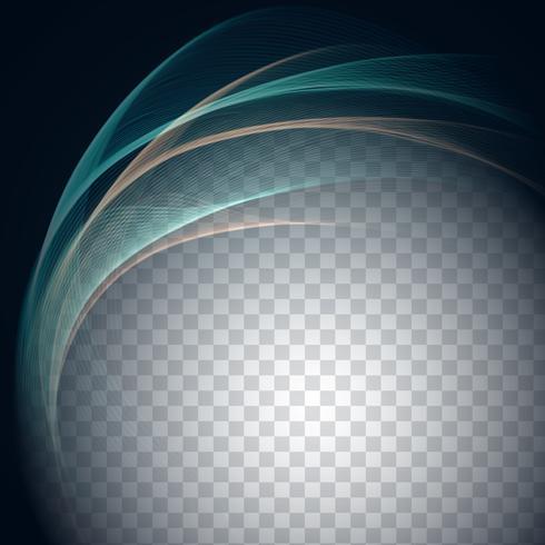 Fondo abstracto del diseño del estilo de la onda