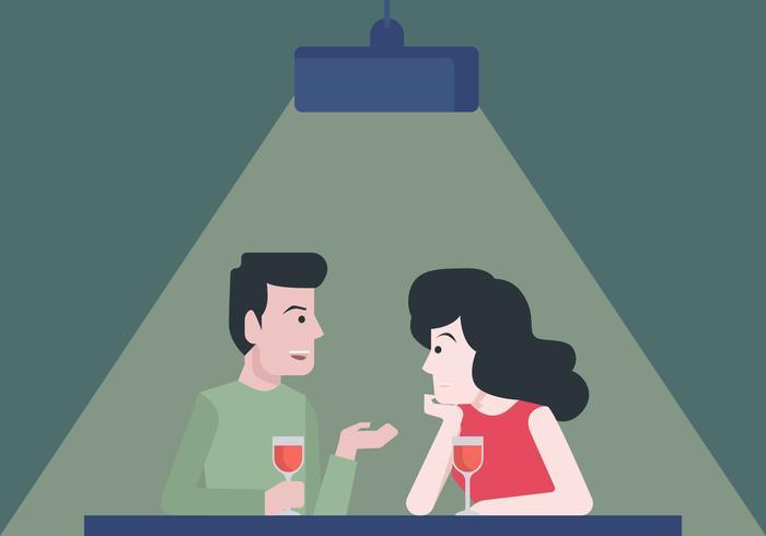Dating en upptagen affärs man