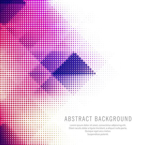 Fondo de semitono creativo colorido abstracto