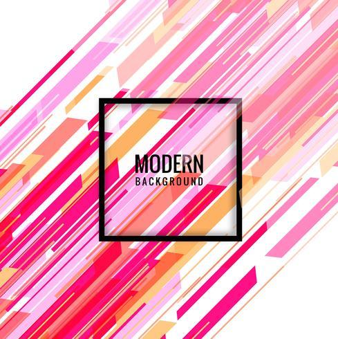 Moderne geometrische Linien Hintergrund