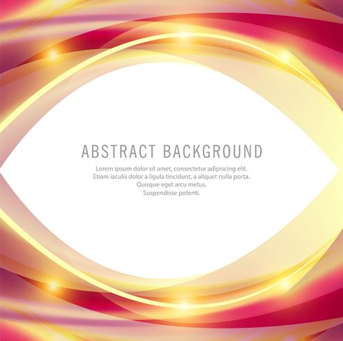 Abstracte kleurrijke bedrijfs modieuze glanzende golvende achtergrond