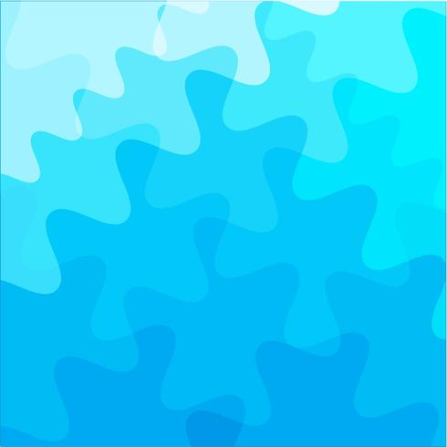 Abstrakter blauer Musterhintergrund
