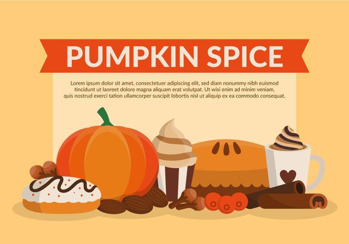 Pumpkin Spice Clip Art