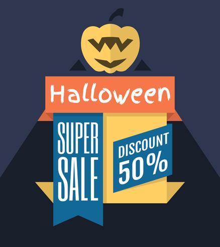 halloween super verkoop