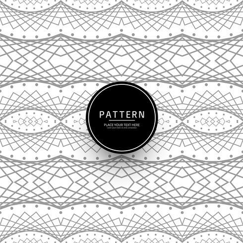 Fundo moderno padrão geométrico