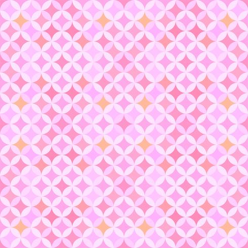 Fundo bonito colorido padrão geométrico