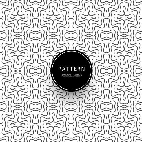 Abstrakt kreativ geometrisk mönster bakgrund