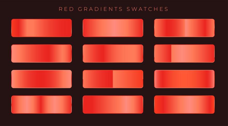 hell rot glänzend Farbverläufe Hintergrund