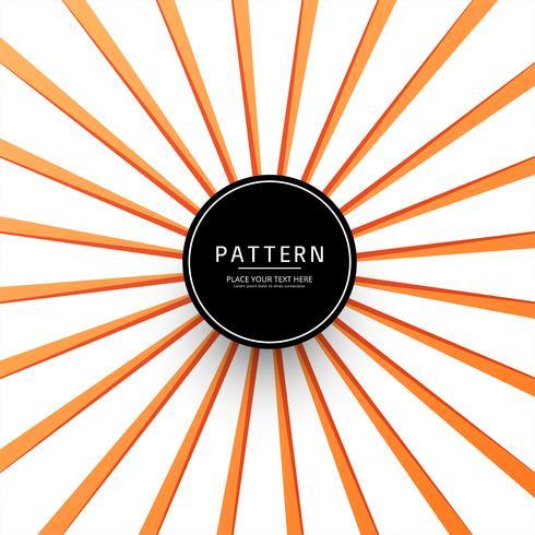 Modern rays pattern background
