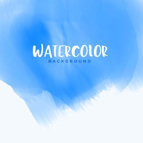 disegno astratto sfondo blu acquerello