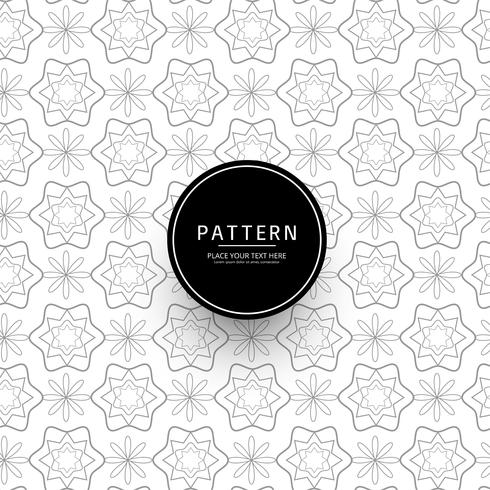 Abstract decorative pattern background