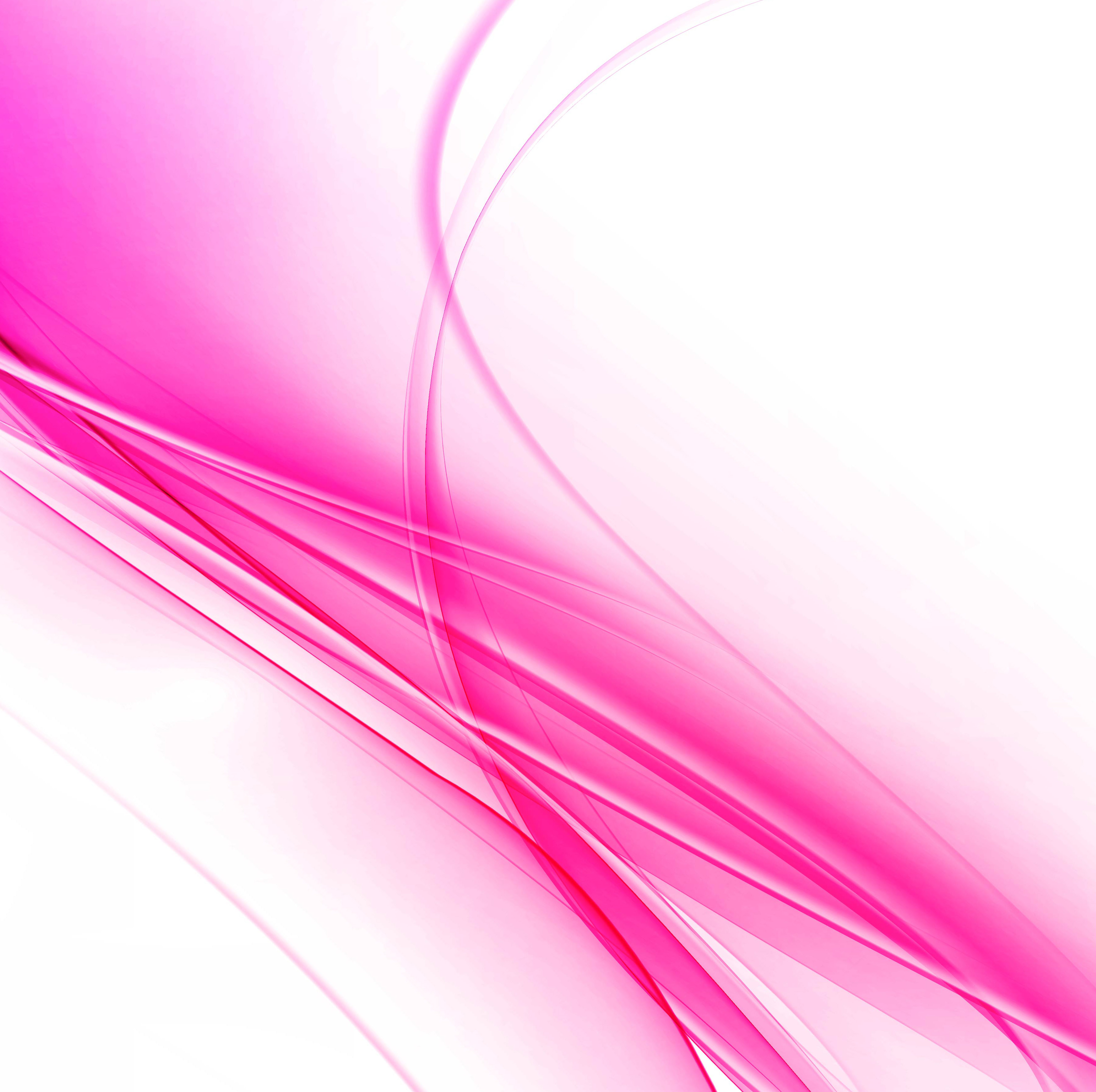 Abstract Colorful Pink Wave Background