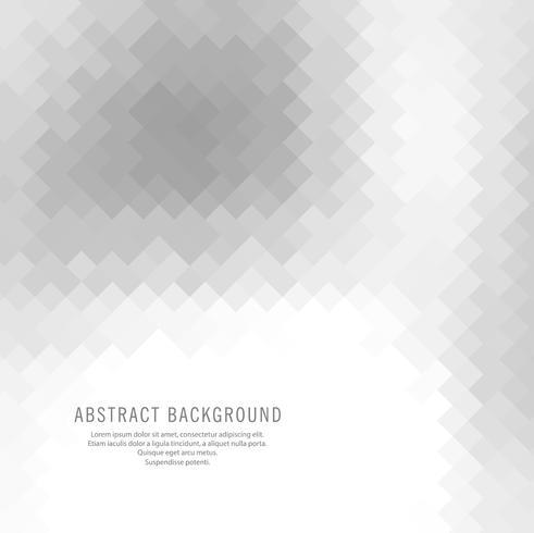 Abstract gray geometric pattern design