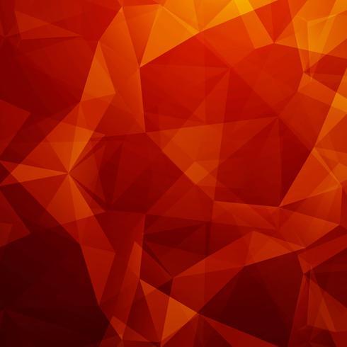 Mooie kleurrijke veelhoekige achtergrond illustratie