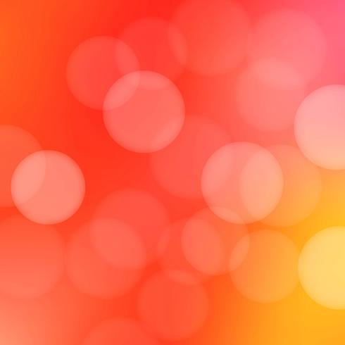 Abstrait fond coloré flou lumineux