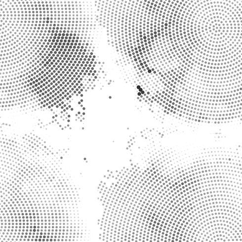 Fond abstrait conception de demi-teintes