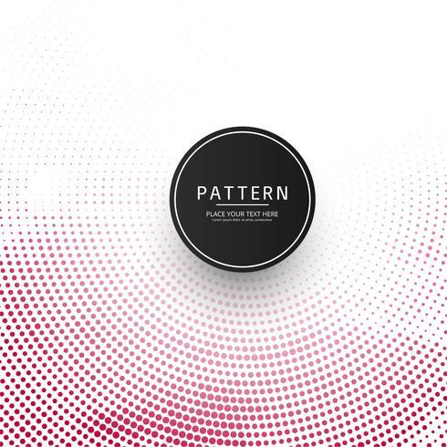 Modern colorful halftone dots pattern background